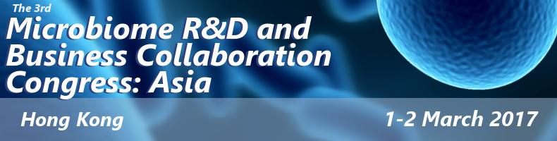 Microbiome R&D Asia