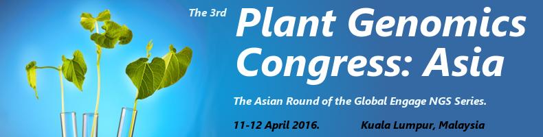 Plant Genomics Congress Asia